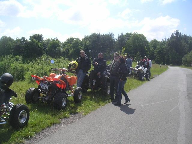 Quad Tour Bad Fallingbostel