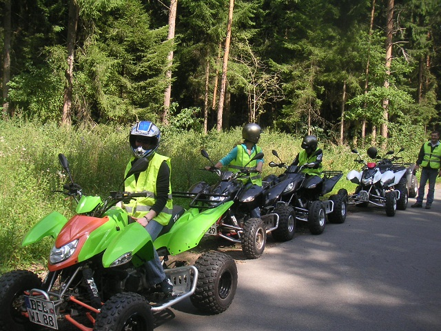 Quad Tour Hannover