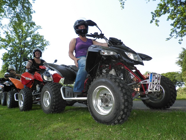 Quad Tour Soltau